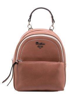 Розовый рюкзак David Jones предпросмотр