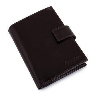 Коричневый бумажник Wallace предпросмотр