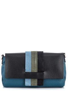 Синяя сумка планшет Gianni Chiarini предпросмотр