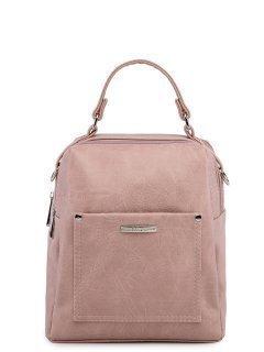 Розовый рюкзак S.Lavia предпросмотр