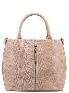 Бежевая сумка классическая S.Lavia предпросмотр