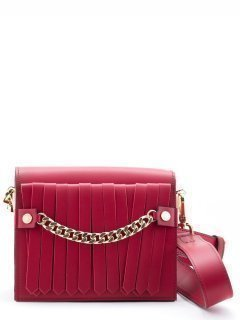 Красная сумка планшет Arcadia предпросмотр