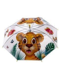 Жёлтый зонт ZITA предпросмотр