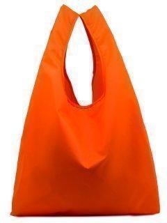 Оранжевый шоппер S.Lavia предпросмотр