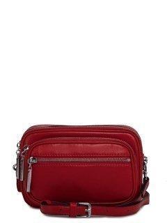 Красная сумка планшет Polina предпросмотр