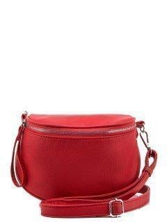 Красная сумка на пояс S.Lavia предпросмотр