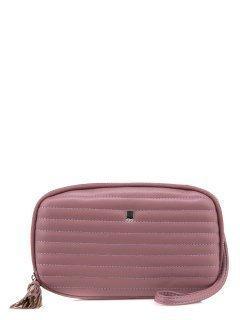 Розовая сумка планшет David Jones предпросмотр