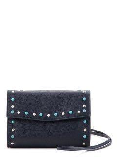 Синяя сумка планшет Giudi предпросмотр