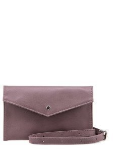 Сиреневая сумка на пояс S.Lavia предпросмотр