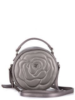 Серебряная сумка планшет David Jones предпросмотр