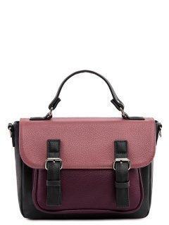 Розовый портфель S.Lavia предпросмотр