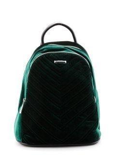 Зелёный рюкзак Fabbiano предпросмотр