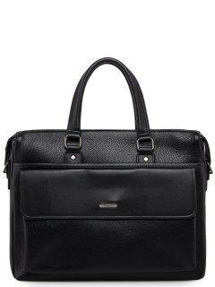 Чёрная сумка классическая Bradford предпросмотр