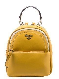 Жёлтый рюкзак David Jones предпросмотр