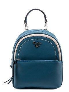 Голубой рюкзак David Jones предпросмотр