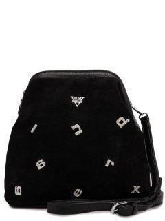 Чёрная сумка планшет Fabbiano предпросмотр