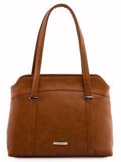 Рыжая сумка классическая S.Lavia предпросмотр