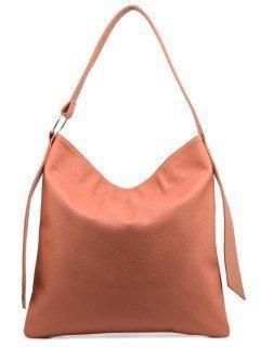 Оранжевая сумка мешок S.Lavia предпросмотр
