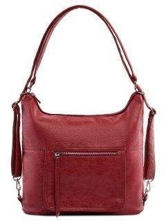 Красная сумка мешок S.Lavia предпросмотр