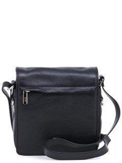 Чёрная сумка планшет Giudi предпросмотр