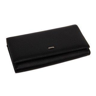 Чёрное портмоне S.Style предпросмотр