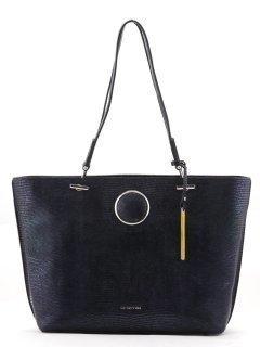 Синий шоппер Cromia предпросмотр