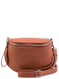 Рыжая сумка на пояс S.Lavia предпросмотр