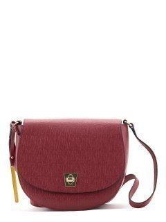 Красная сумка планшет Cromia предпросмотр
