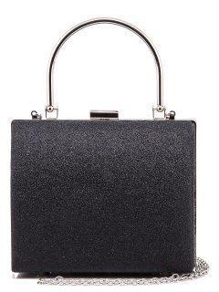 Чёрная сумка планшет Domenica предпросмотр