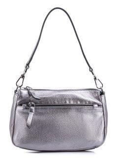 Серебряная сумка планшет Arcadia предпросмотр