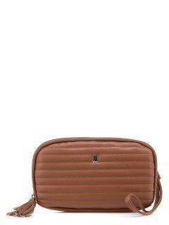 Рыжая сумка планшет David Jones предпросмотр