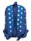 Синий рюкзак Lbags в категории Детское/Рюкзаки для девочек. Вид 4
