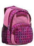 Розовый рюкзак Lbags в категории Детское/Рюкзаки для девочек. Вид 2
