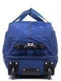 Синий чемодан Lbags в категории Мужское/Сумки дорожные мужские/Сумки на колесах. Вид 3
