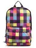 Розовый рюкзак Lbags в категории Детское/Школьные рюкзаки/Школьные рюкзаки для подростков. Вид 1