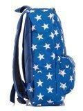 Синий рюкзак Lbags в категории Детское/Рюкзаки для девочек. Вид 3