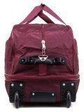 Бордовый чемодан Lbags в категории Мужское/Сумки дорожные мужские/Сумки на колесах. Вид 3