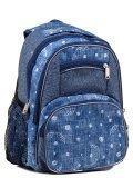 Голубой рюкзак Lbags в категории Детское/Рюкзаки для девочек. Вид 2