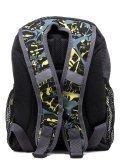 Серый рюкзак Lbags в категории Детское/Рюкзаки для мальчиков. Вид 4