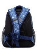 Голубой рюкзак Lbags в категории Детское/Рюкзаки для девочек. Вид 4