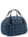Голубая дорожная сумка Lbags в категории Мужское/Сумки дорожные мужские. Вид 2