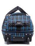 Голубой чемодан Lbags в категории Женское/Сумки дорожные женские/Сумки дорожные на колесах. Вид 3