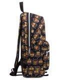 Коричневый рюкзак S.Lavia в категории Детское/Рюкзаки для девочек. Вид 3