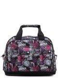 Сиреневая дорожная сумка S.Lavia в категории Женское/Сумки дорожные женские. Вид 1