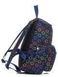 Чёрный рюкзак Lbags в категории Детское/Рюкзаки для девочек. Вид 3