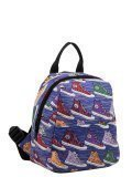 Синий рюкзак S.Lavia в категории Детское/Рюкзаки для мальчиков. Вид 2