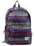 Фиолетовый рюкзак Angelo Bianco в категории Детское/Рюкзаки для девочек. Вид 1