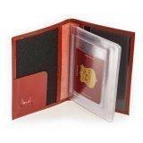 Красная обложка для документов S.Lavia в категории Женское/Аксессуары женские/Обложки для документов. Вид 2