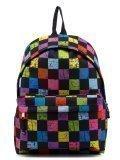 Чёрный рюкзак Lbags в категории Детское/Рюкзаки для девочек. Вид 1