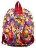 Оранжевый рюкзак Lbags в категории Детское/Рюкзаки для девочек. Вид 4